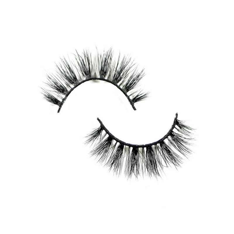 3D Mink eyelashes Thick Line